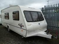 Bailey Pageant Champagne, 2004 Model with Motor Mover, * Light Caravan! *