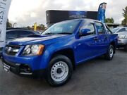 2009 Holden Colorado RC MY09 LX (4x2) Blue 5 Speed Manual Crew Cab Pickup Mount Hawthorn Vincent Area Preview