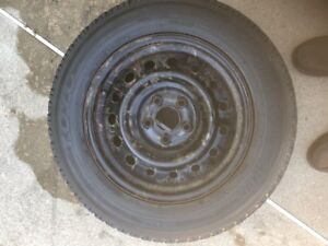I am selling my Old tires with Rims