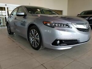 2015 Acura TLX ADV - Heated Leather Seats, Sunroof, B/U Cam, Nav