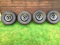FORD FITMENT WINTER WHEELS + TYRES