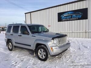 2011 Jeep Liberty Sport -FINANCING + WARRANTY AVAILABLE!
