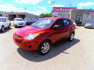 2011 HYUNDAI TUCSON L SPACIOUS 4 CYL GAS SAVER EASY FINANCING