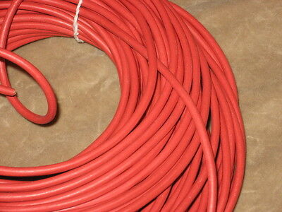 Beldon Red Test Lead Wire 5000 Volt Rated
