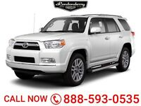 2012 Toyota 4Runner AWD LIMITED