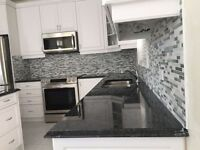 TILE INSTALLATION BACKSPLASH/FIREPLACE From $199 **All INCLUSIVE