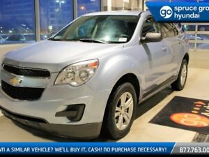 2014 Chevrolet Equinox LS, NO ACCIDENT, ALUMINUM WHEELS