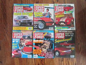 Super Ford Magazine - 1988 - 90  #7