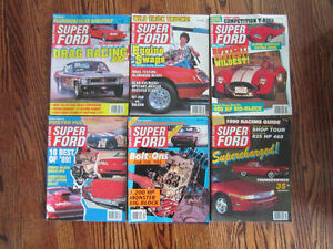 Super Ford Magazine - 1988 - 90  #7 ***REDUCED***