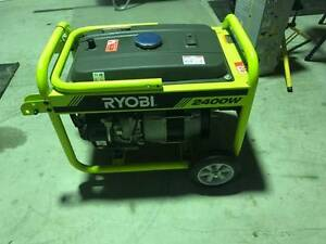 GENERATOR RYOBI Clarence Town Dungog Area Preview