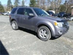 2008 Ford Escape XLT AS-IS