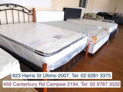 GENUINE SYDNEY MADE MATTRESS AND BASE Coogee Eastern Suburbs Preview