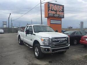 2011 Ford Super Duty F-250 **DIESEL**4X4**LONG BOX** ONLY142 KMS