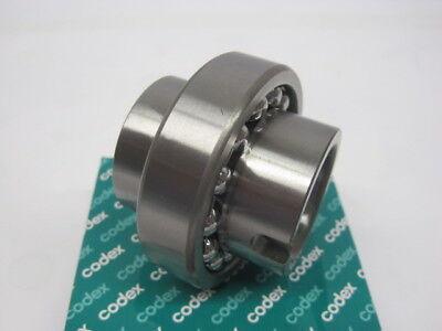 1 Stück CODEX Pendelkugellager mit breitem Innenring 11206  mm 30x62x48 mm