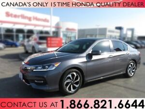 2016 Honda Accord Sedan EX-L | 1 OWNER | NO ACCIDENTS