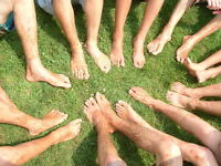 Men's Foot Spa~ Manicures + Pedicures! Now Booking