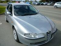 2003 Alfa Romeo 147 1.6 T.Spark Turismo 79463 miles shrewsbury
