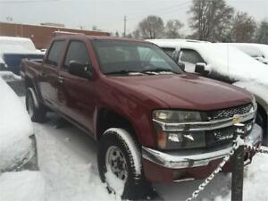 2005 GMC Canyon SLE  4WD