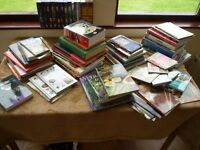 A Complete collection of Cookery books and Baking, in one Library.