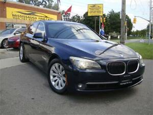 2010 BMW 750i xDrive,AWD,HEADS-UP DISPLAY,NO ACCIDENT,DVD