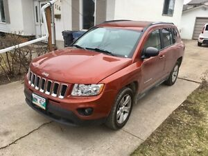 2012 Jeep Compass North, Automatic, 4X4, Saftied, LOW KM