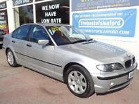 BMW 316 1.9 2002 i SE Low Miles 80k p/x swap