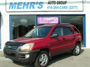 2006 Kia Sportage LX-V6 Loaded No Accident Financng Available
