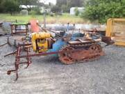 vintage ransomes tractor collection Perth Perth City Area Preview