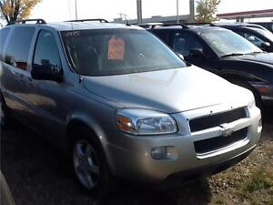 2009 CHEV UPLANDER 268kms $2595 MIDCITY WHOLESALE