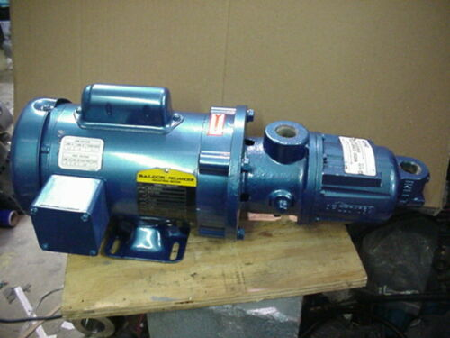 Moyno 1/2hp 1phase 115/230v progressive cavity pump moyno 33259