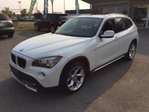 2012 BMW X1 NAVIGATION PANO ROOF