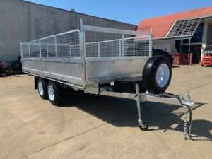 Tipping Trailers Range of 3.5ton or 4.5ton Galvanised Arundel Gold Coast City Preview