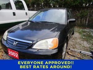 2002 Honda Civic LX-G