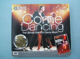"Come Dancing The Ultimate Ballroom Dance Album CD + DVD Burn The Floor New Live Show ""Floor Play"""