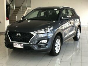 2018 Hyundai Tucson TL3 MY19 Active X 2WD Grey 6 Speed Automatic Wagon Southport Gold Coast City Preview