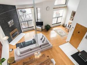 MUST SEE 2 CLOSED BEDROOMS WITH MEZZANINE WITH PARKING & STORAGE