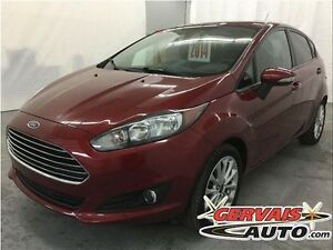 Ford Fiesta SE Toit Ouvrant MyFord Touch MAGS 2014