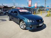 2009 Holden Commodore VE MY10 SV6 6 Speed Automatic Sedan Deer Park Brimbank Area Preview