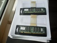 2 x Mac G4/64MB SDRAM modules