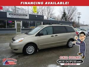 2009 Toyota Sienna CE,LOCAL,RELIABLE IMPORT!!
