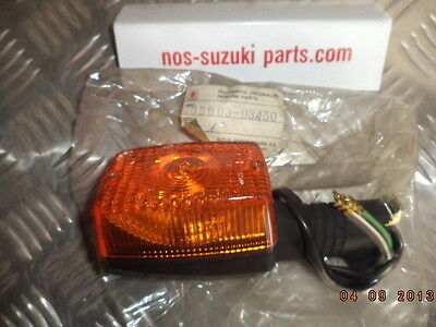 Cp50 1985  Chf  Lamp Assy  Rr   New Nos Suzuki Parts Com