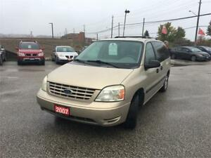 2007 Ford Freestar Wagon S
