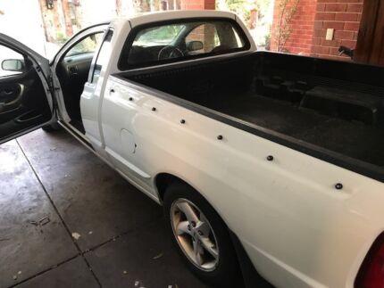 99 Ford Falcon XLS auto ute