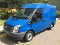 2011 Ford Transit 2.2 TDCi Duratorq 280 Medium Roof Van 3dr Diesel Manual Manual