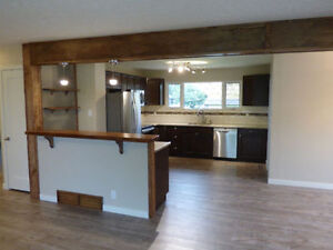 GORGEOUS RENOVATED HOME IN ONE OF EDMONTON'S BEST AREAS!