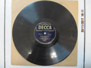 ClassicRareBing Crosby WhiteChristmas 19429-A 78record Cir 1942