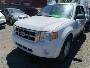 2012 Ford Escape XLT-AWD-LOW KMS 144000- WOW $ 8,499 CERTIFIED