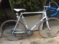 Vintage Raleigh Milky Race Road Bike Bicycle