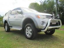 2007 Mitsubishi Triton Daul Cab 4x4 Turbo Diesel Westcourt Cairns City Preview