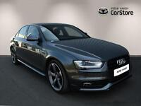 2014 AUDI A4 SALOON SPECIAL EDITION